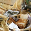 Bread basket — Stock Photo #22097417