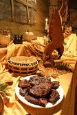 Jantar no safari — Foto Stock