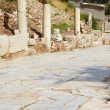 The old ruins of the city of Ephesus in modern day Turkey — Stock Photo #22101823