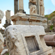 Old ruins of city of Ephesus in modern day Turkey — Stock Photo #22102229