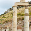 The old ruins of the city of Ephesus in modern day Turkey — Stock Photo #22102341