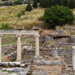 Old ruins of city of Ephesus in modern day Turkey — Stock Photo #22102451