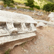The old ruins of the city of Ephesus in modern day Turkey — Stock Photo