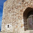 Main entry of Pigeon Island Fortress — Stock Photo #22104389