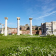 The ruins of the st. Johns Basilica, Turkey. — Stock Photo #22105885