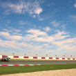 Lusail GP and race track - Stock Photo