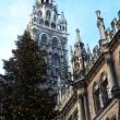 The Neues Rathaus in Munich, Germany - Stock Photo