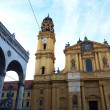 Frauen Kirche — Stock Photo