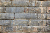 Old wall texture from the old ruins of the city of Ephesus in modern day Turkey — Stock Photo