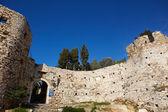 крепость на острове голубь — Стоковое фото
