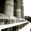 Pillars in Regensburg — Stock Photo #22112647