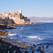 Antibes view — Stock Photo