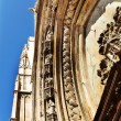 The Cathedrale Sainte Sauveur in Aix-en-Provence, France - Foto Stock