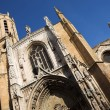 Stock Photo: Church in aix en Provence, France
