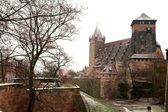 Old Building in Neurenburg — Foto de Stock