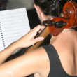 Cellist - Stock Photo