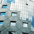 Steel and Glass building in Vienna, Austria — Stock Photo #22123997