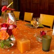 Table setting — Stock Photo #22125549