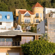 Holiday homes in Gordons bay, South Africa — Stock Photo #22127043