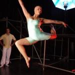 Female modern dancer — Stock Photo #22127981