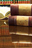 Legal books — Stock Photo