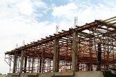 Building in progress — Stock Photo