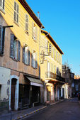 Buildings in Antibes — Stock Photo