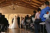 The wedding ceremony — Stock Photo