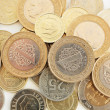 Turkish coins — Stock Photo