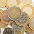 Turkish coins — Stock Photo #22132985