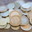 Turkish coins — Stock Photo #22133007