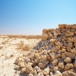 Ruins in Desert — Stock Photo