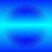 Discoteca abstrato com círculos e pontos — Vetorial Stock