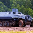 SdKfz 251 halfrack — Stock Photo