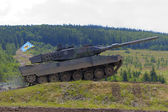 Leopard 2 tank — Stock Photo