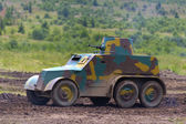 Tatra OA vz. 30 (T-72) — Stock Photo