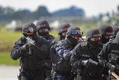 SWAT commando — Stock Photo