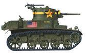 M3 Stuart — Stock Photo