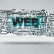Web Glossary - Stock Photo