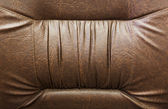 Leather texture close-up background — Stock Photo
