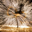 Fire Show — Stock Photo #22049161