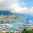 Monte Carlo city panorama. — Stock Photo #23508533