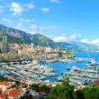 Monte Carlo city panorama. — Stock Photo #23508535