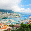 Stock Photo: Monte Carlo city panorama.