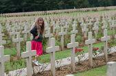 Douaumont Ossuaire Memorial — Stock Photo