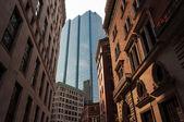 Miejsce wymiany, boston — Zdjęcie stockowe