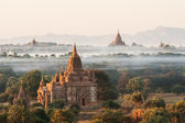 Bagan pagodas — Foto de Stock