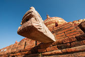 Damayzaka Pagoda in Bagan, Myanmar — Stock Photo
