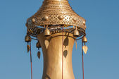 Pagoda spire — Foto de Stock