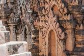 Kakku Stupas — Stock Photo